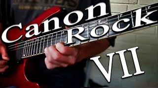 Canon Rock Lesson 7 (NEW SERIES)