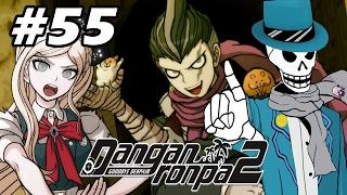 Danganronpa 2 w/ Noby - EP55 - The Evil Eye!! Third Class Trial (P2) (Blind)