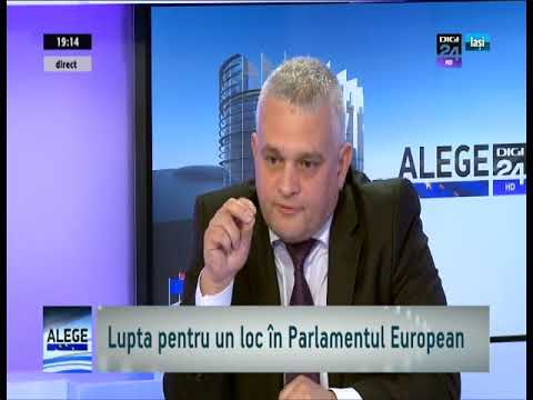 Dumitru Oprea (PDL) vs Sorin Iacoban (PSD) - 2 mai 2014