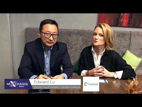Canaan Creative's Edward Lu On Recent IPO & Blockchain Adoption    NexChange Interview Series