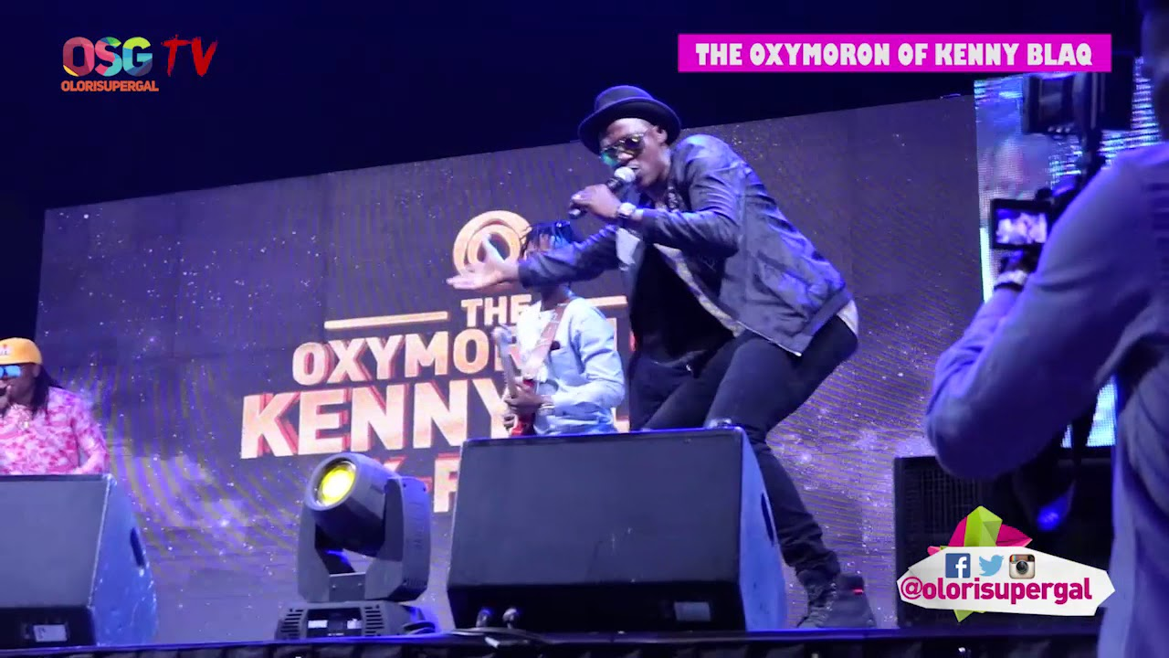 Download THE OXYMORON OF KENNY BLAQ AT EKO HOTEL AND SUITES IN LAGOS
