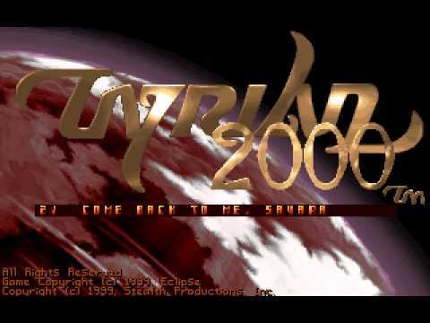 Tyrian 2000 - Soundtrack (RdosPlay)
