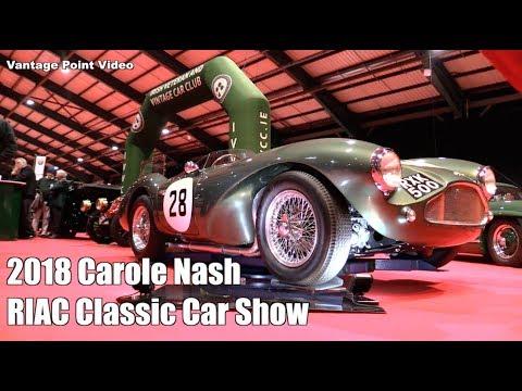 Carole Nash RIAC Classic Car Show 2018