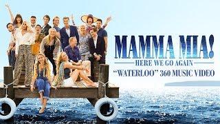 Mamma Mia Here We Go Again Waterloo  Music Video