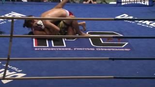 Selim Lee vs Fahim Nori IFC Fight Night Linz Leonding 29 10 2016