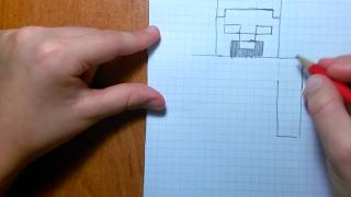 Как правильно рисовать Стива/How to paint Steve(Steve Пишите кого ещё нарисовать с Майнкрафта., 2015-01-28T21:12:24.000Z)