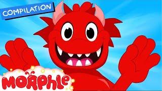 My Pet Monster (+ Morphle compilation) My Magic Pet Morphle Episode #33