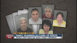 Family indicted in $900K racketeering scheme