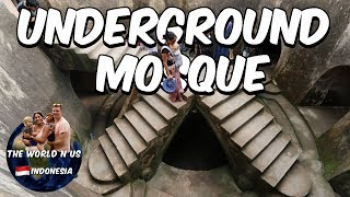 Download lagu THE INCREDIBLE Underground Mosque and Taman Sari Water Castle MP3