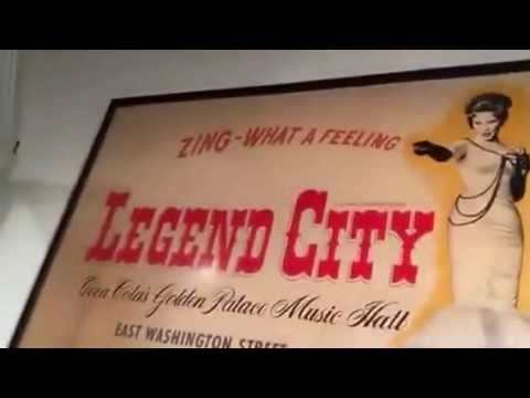 Legend City Amusement Park (1963-1983), Exhibit, Tempe, Arizona