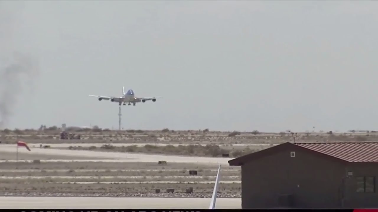 Download WATCH: The Most Impressive Air Force One Landing You'll Ever See! President Trump to Phoenix Rally