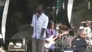 Rahsaan Patterson - SPEND THE NIGHT live