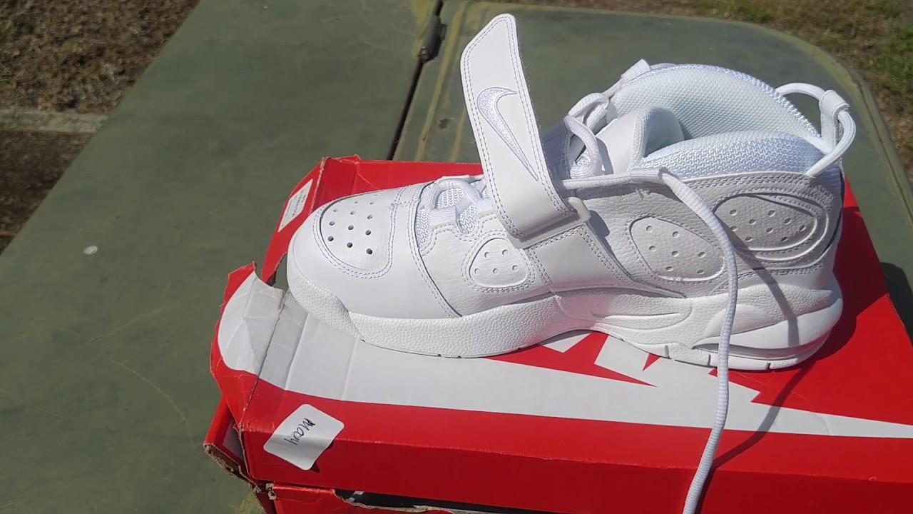 a7c55fe04932fb Nike Air Triple White CB34 - YouTube