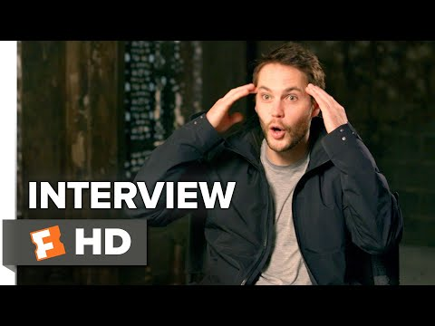 American Assassin Interview - Taylor Kitsch (2017) | Movieclips Coming Soon
