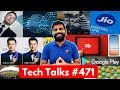 Tech Talks #471 - Jio Pre 5G, Nokia X, YouTube Kids, AirTel Free 30GB VoLTE, Chrome Emoji