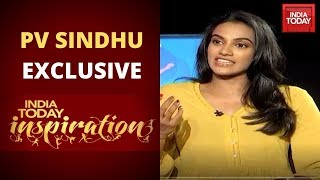 PV Sindhu Exclusive On Preparations For Tokyo 2020, Saina Nehwal & More | India Today Inspiration