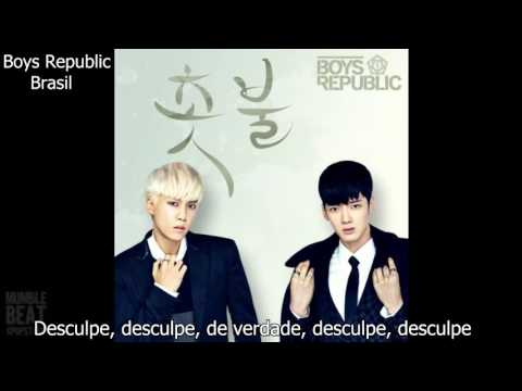 Boys Republic - Candle Love (A Daughter Just Like You OST) [LEGENDADO PT-BR]
