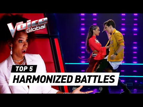 BEST BOY/GIRL DUETS  in The Voice