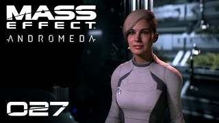 MASS EFFECT ANDROMEDA [027] [Flirten mit der Crew] GAMEPLAY Deutsch German thumbnail