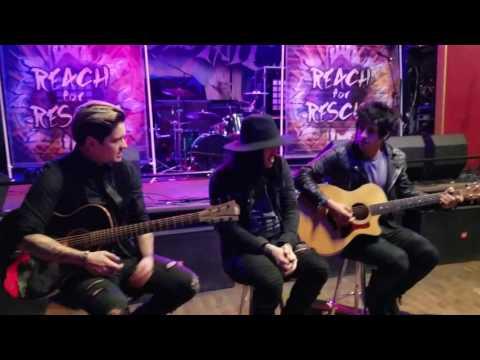 Escape the Fate Acoustic VIP!