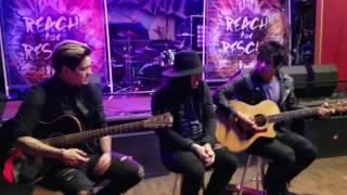 escape the fate acoustic vip