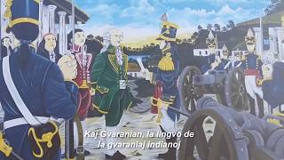 Mia Asocio, Mia Urbo – Minga Guazú, Paragvajo – Alexandra Mendieta