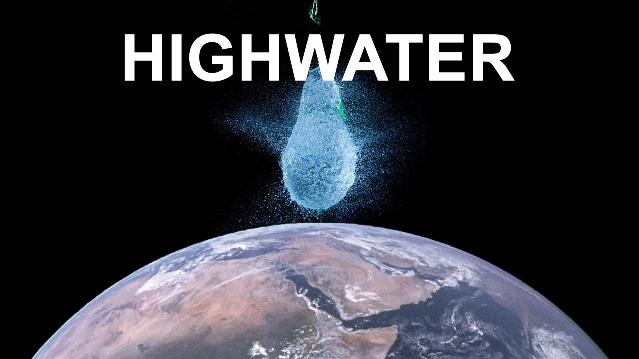 Why Did NASA Release Water into Space?