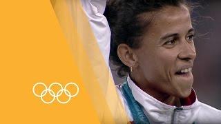 Nouria Merah-Benida on winning gold at Sydney 2000 | Words of Olympians
