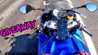 FREE GIVEAWAY!! | BMW S1000RR