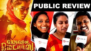 """""""GANGS of MADRAS"""" Movie Public Review"""