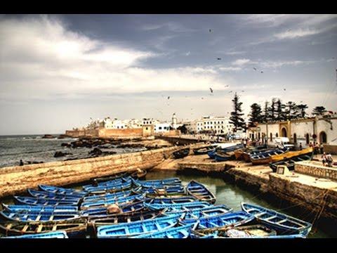 Travel vlog of Essaouira part 1