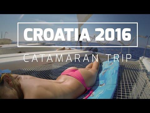 Croatia on catamaran Lagoon 380 - Party in Šibenik