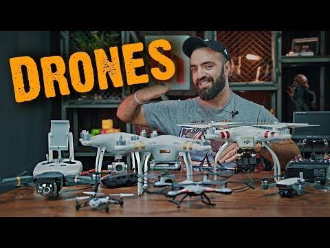 Ο Αλέκος μιλάει για Drones! | Unboxholics