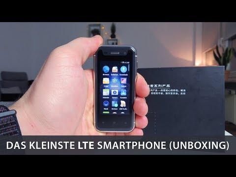 Melrose S9 Plus/K15 - Mini Smartphone (UNBOXING) 📱 | Techupdate