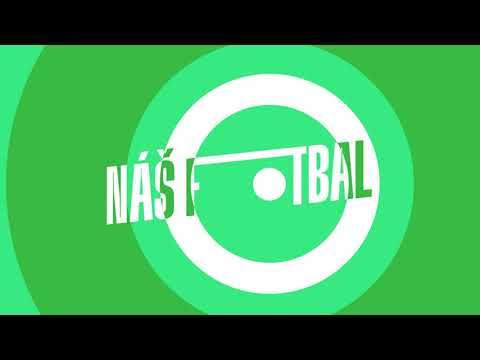 Magazín Náš fotbal na ČT sport s fotbalem v chůzi