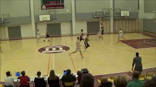 Clutch time steal and 3-ball from Atte Lohman