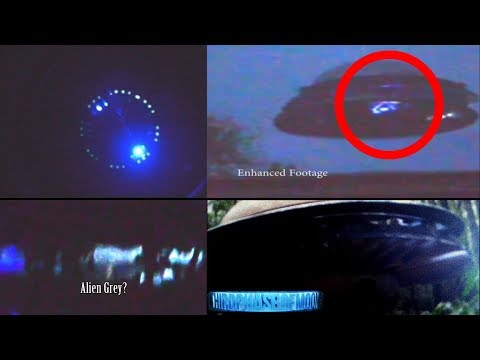 Alien Inside Extraterrestrial Craft? This Video Still Has UFO Experts Stunned! 8/14/17