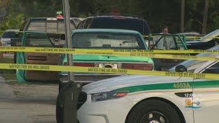 Miami-Dade police made a grisly discovery inside the trunk of a car.
