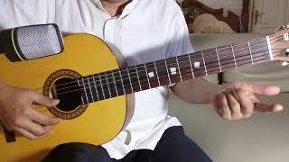 Apuse - Lagu Daerah Papua | Tutorial Gitar Fingerstyle Untuk Pemula