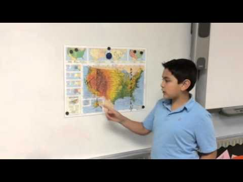 The Mountain Ranges In The United States YouTube - United states mountain ranges
