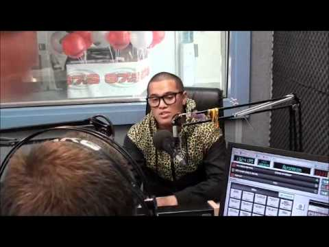 Stan Walker Interview at Coast FM