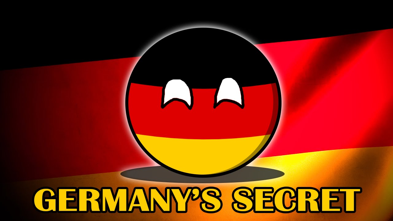 Countryballs Germanys Secret YouTube