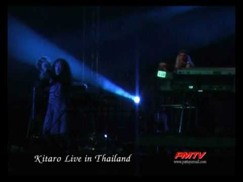 Kitaro  Live in Thailand at Silverlake   web