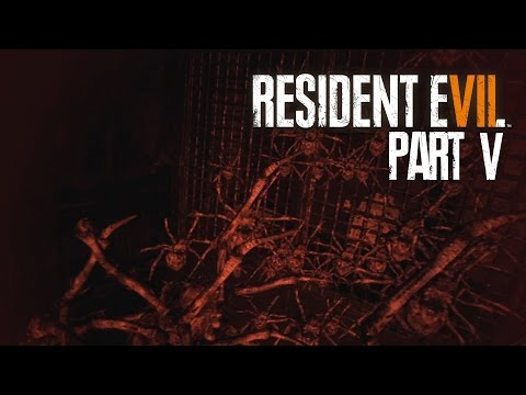 ROHADTUL FÉLEK A BOGARAKTÓL! | Resident Evil 7 #5