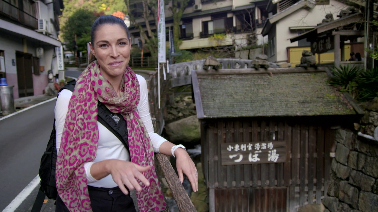 The Kumano Kodo Pilgrimage Trail with Giaan Rooney