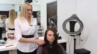 Брондирование волос в салоне красоты Naturel Studio