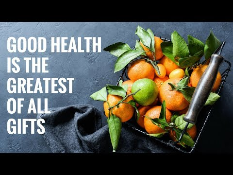 10 Great Gifts to provide Yourself permanently Health