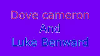 Cloud 9 lyrics ~ Dove Cameron and Luke Benward