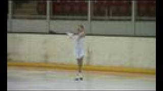 2005 Tiffany Zahorski - Golden Skater