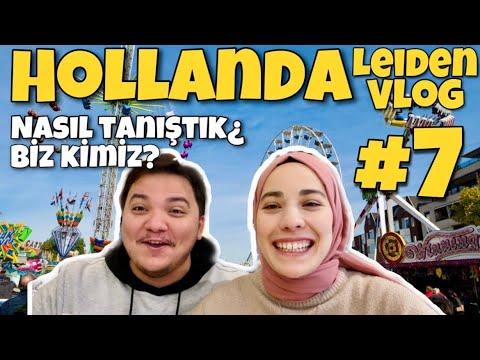 Download BİZİ TANIYIN? NASIL TANIŞTIK? 🥰HOLLANDA'da Bizimle Bir Gün, Eğlenceli Festival,Hollanda Leiden Vlog